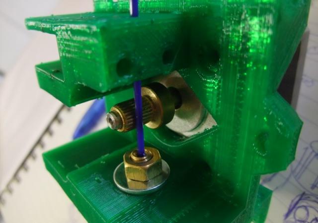 3D принтер печатает ваши мысли