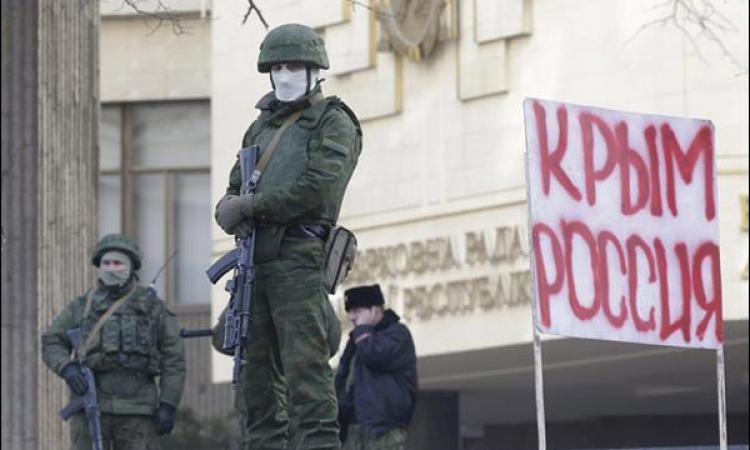 Крым, Россия, Украина, война