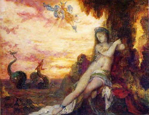 Гюстав Моро (Moreau)