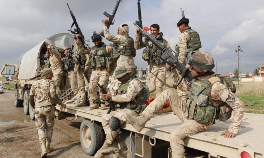 СМИ сообщили о наступлении иракских войск на юге Мосула