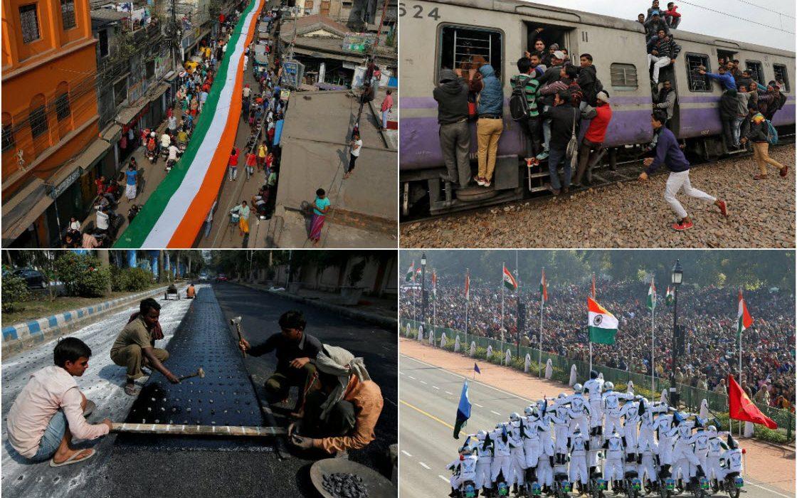 Интересные фотографии из Индии