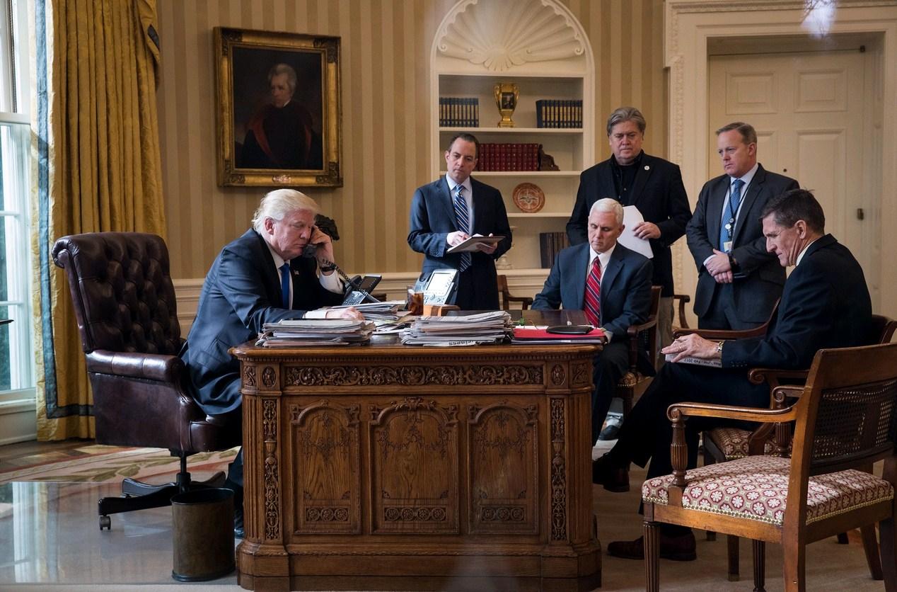 """Потому что он - """"страшный человек"""". Ганапольский объяснил, почему Трамп ботся говорить с Путиным наедине"""