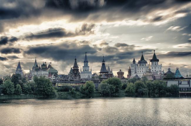 Легендарный российский город-призрак Китеж