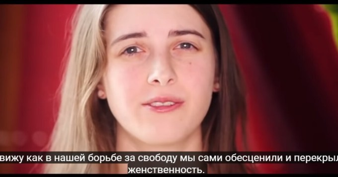 Женщины сняли пронзительное видео, в котором просят прощения у мужчин