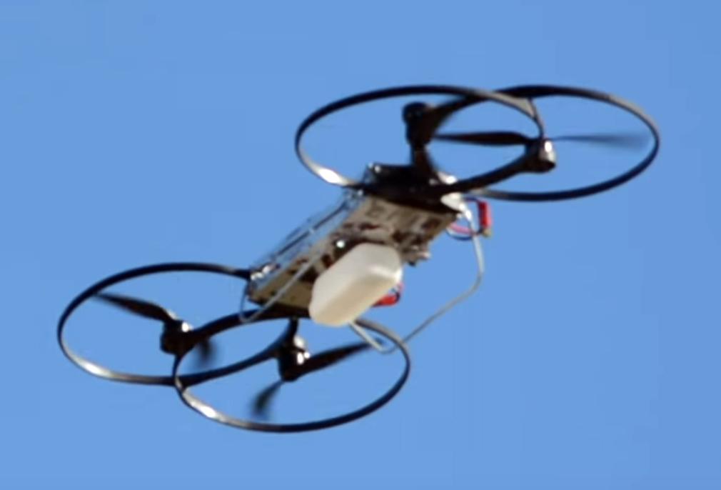 Армия США испытала прототип ховербайка