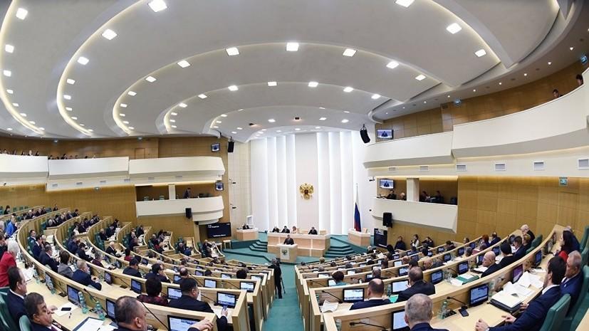 В Совфеде назвали ложью содержание принятой Генассамблеей ООН резолюции по Крыму