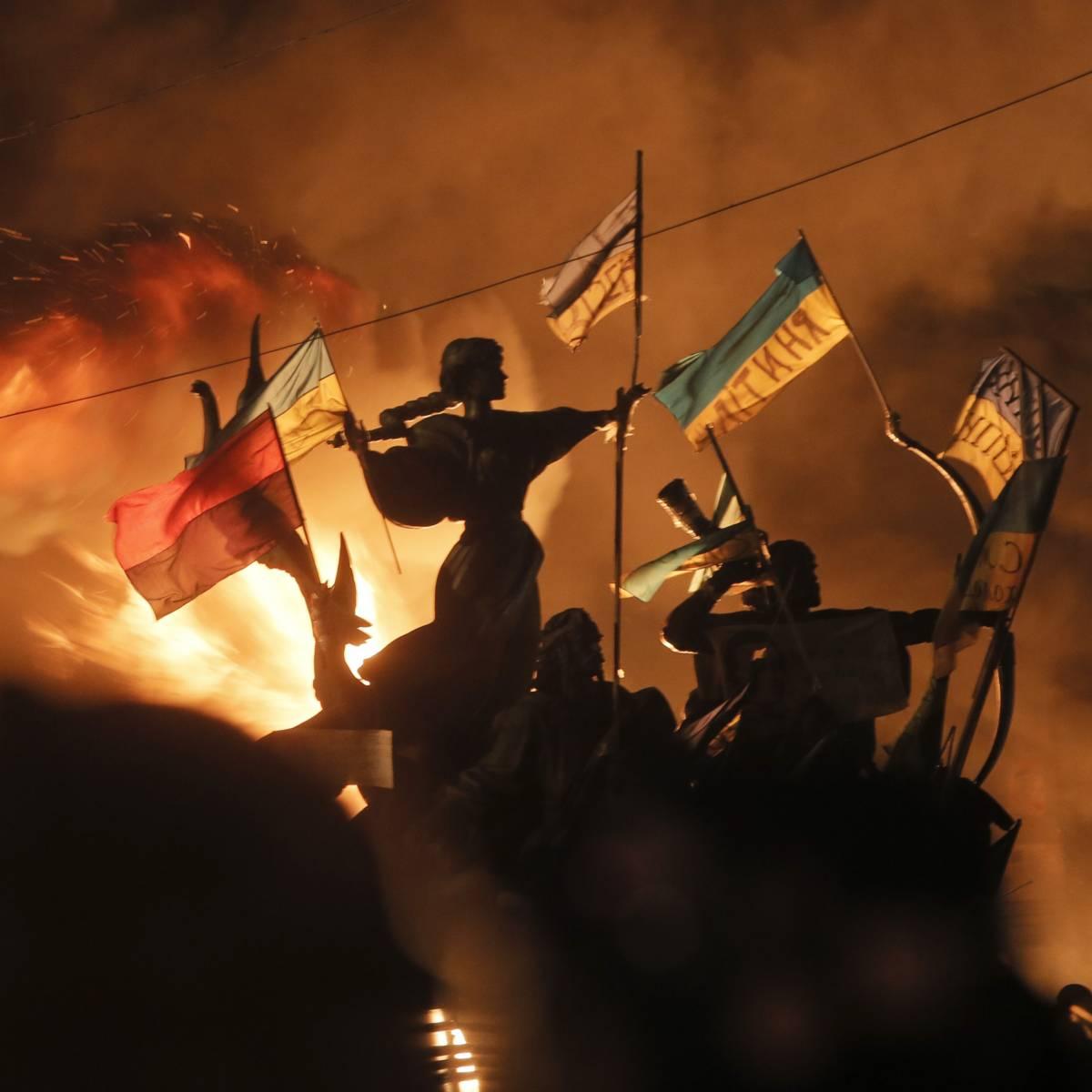 Взгляд из Греции: особенности постмайданной власти на Украине
