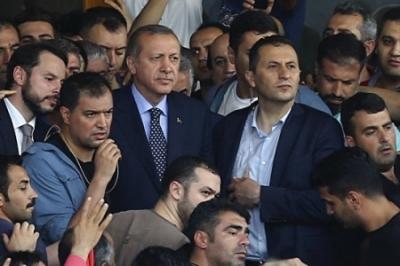 Вы бы вышли на улицу защищать Путина как турки вышли защищать Эрдогана?