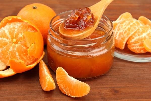 Варенье из мандаринов. Рецепт