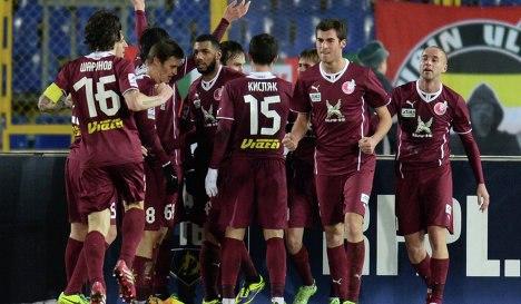 «Рубин» в Казани забил пять безответных мяча «Мордовии»