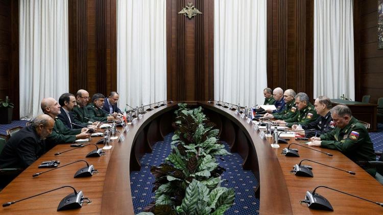 Шойгу и его команда: Россия вытесняет США с Ближнего Востока
