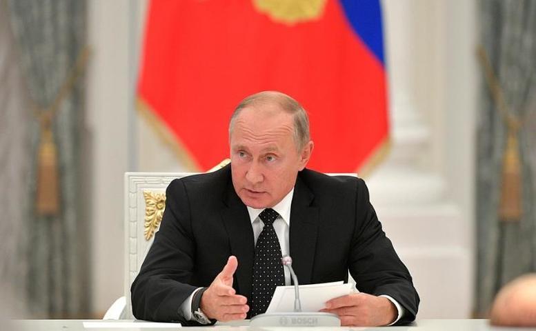Кремль назвал место большой пресс-конференции Владимира Путина