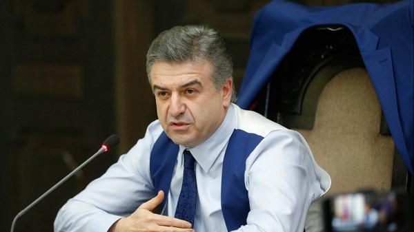 Карапетян: Пашинян пришел невести переговоры, адиктовать свои условия