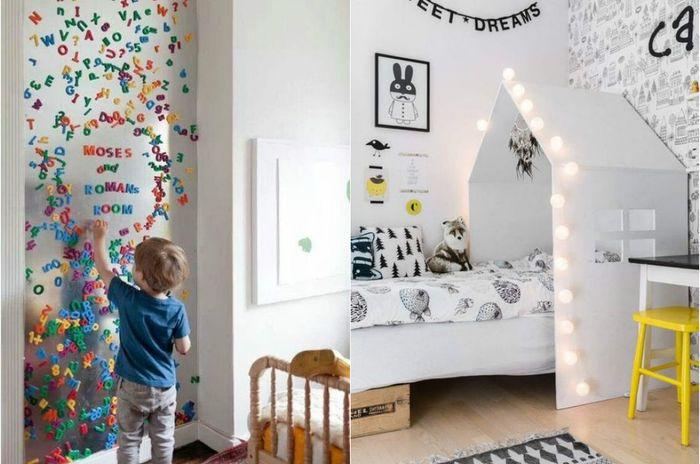Идеи вашего дома: 10 крутых идей для детской, на которые стоит взглянуть каждому родителю