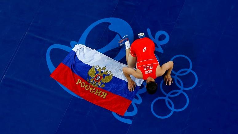 FAZ: Россия – «негласный победитель» Олимпиады в Рио