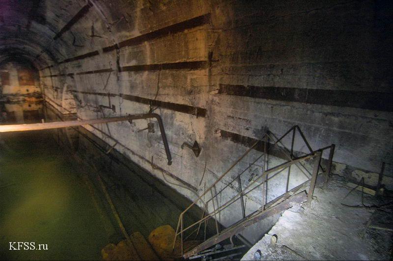 бомбоубежище для подводных лодок