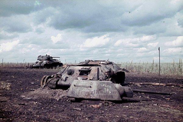 Танковый армагеддон