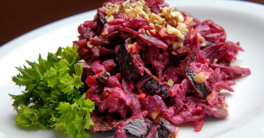 Очень вкусный салатик — «Пиковая дама»