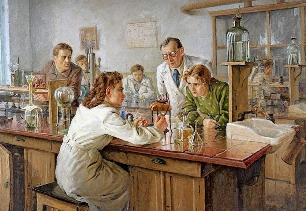 Научно-техническое образование в СССР: оценка НАТО