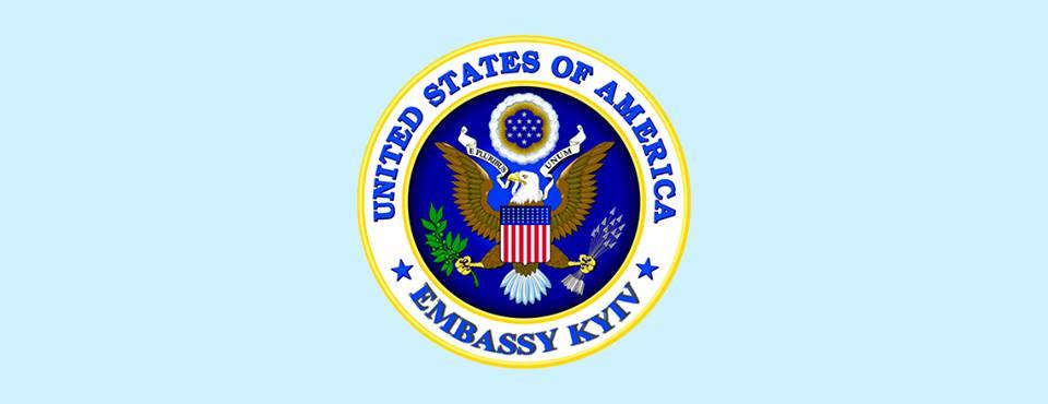 """США """"обеспокоены"""" блокадой Донбасса и призывают ее прекратить – заявление посольства"""