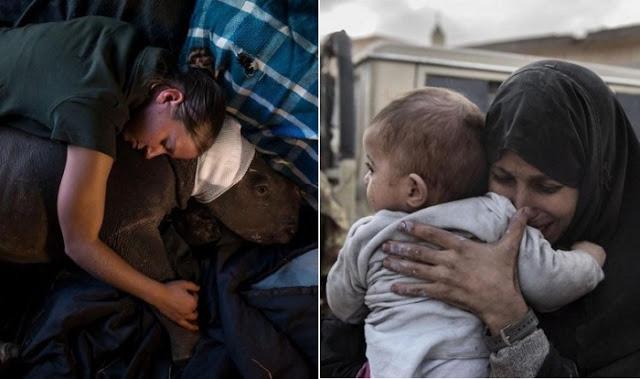 Жестокость и доброта - две стороны человеческой натуры. Фотоконкурс World Press Photo Contest