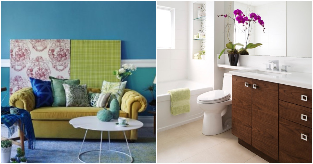 Универсальные правила размещения мебели в квартире
