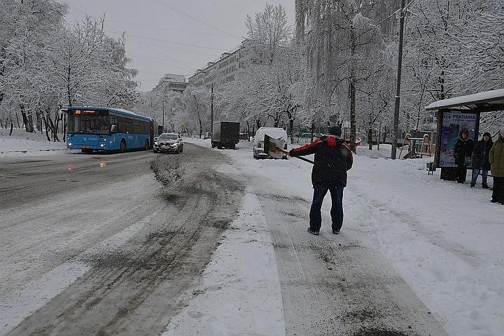 Водителей предупредили об увеличении числа ДТП из-за изменения погоды в Подмосковье