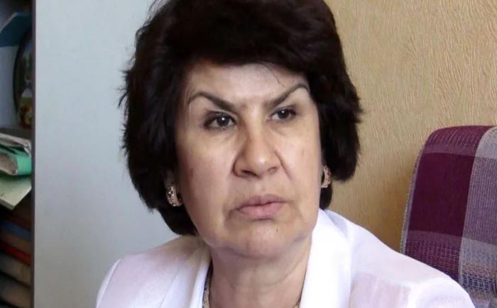 """""""Северные варвары осквернили мой Таджикистан"""" - поэтесса Сафиева теперь живущая в Москве"""