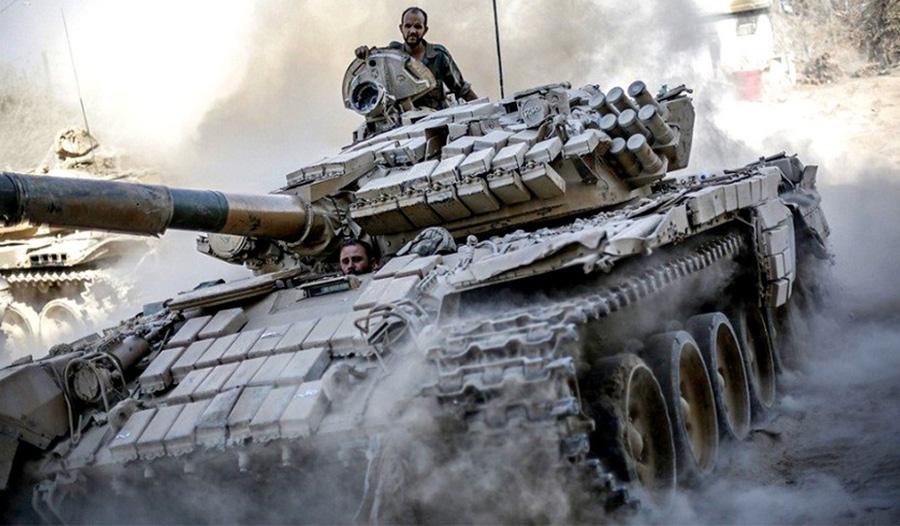 «Тигры» иВКСРФ взяли район Аль-Асад вАлеппо, банды несут большие потери (ВИДЕО, КАРТА) Новости и политика в мире