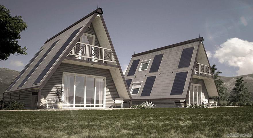 Этот домик построили за 6 часов и 33000 долларов, а теперь загляните внутрь