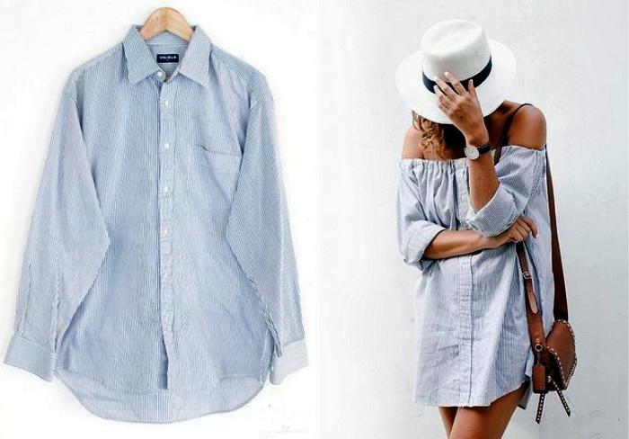 10 крутейших идей, которые помогут превратить старую одежду в модные эксклюзивные вещи