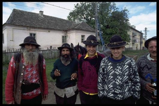 Молдавские цыгане хотят впарламент