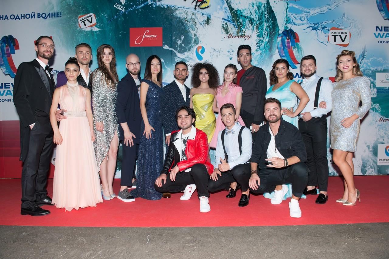 «Новая волна-2017»: первый и второй конкурсные дни