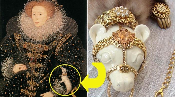 Модные блохоловки – аксессуары Средневековья