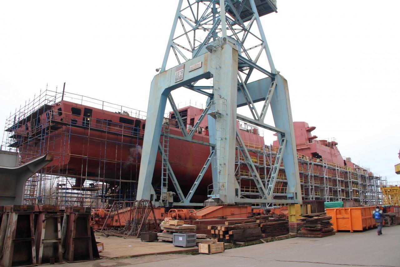 Северное ПКБ завершило эскизное проектирование фрегата проекта 22350М