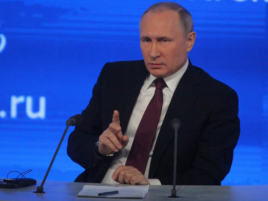 СМИ: Путин собирается идти н…