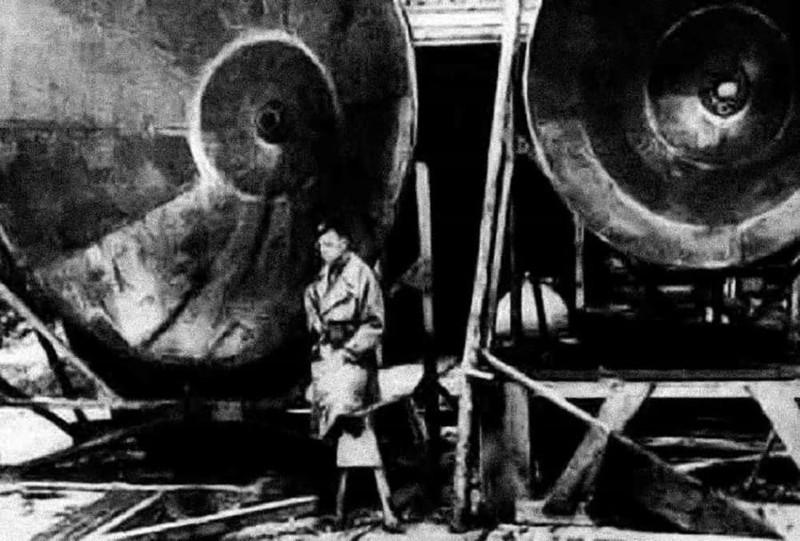 Акустическая пушка Вундерваффе, Чудо техника, военная техника Германии, вторая мировая война