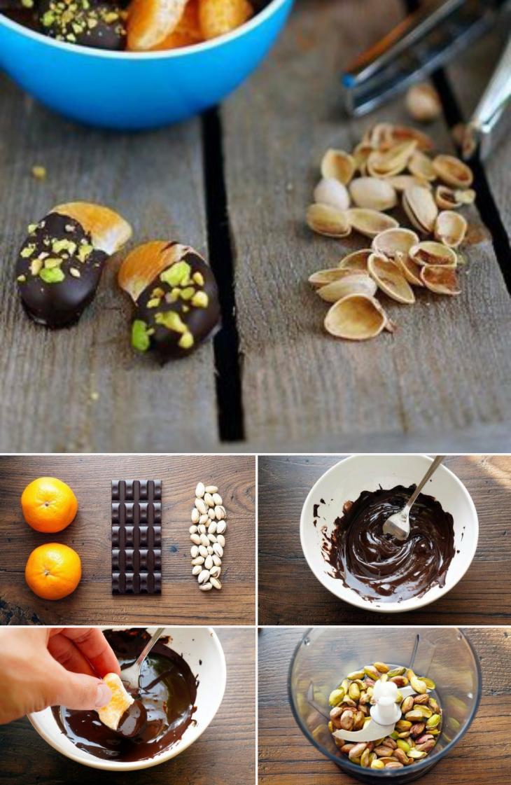 Креативные десерты и рецепты