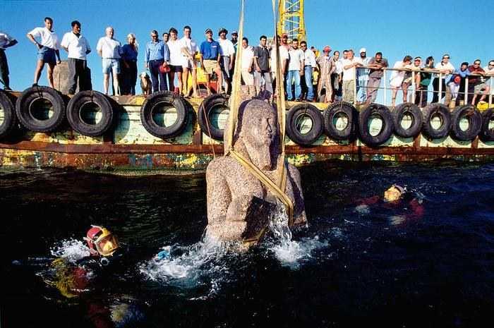То, что ученые нашли на дне океана, разрушит древние мифы! Это открытие шокирует…
