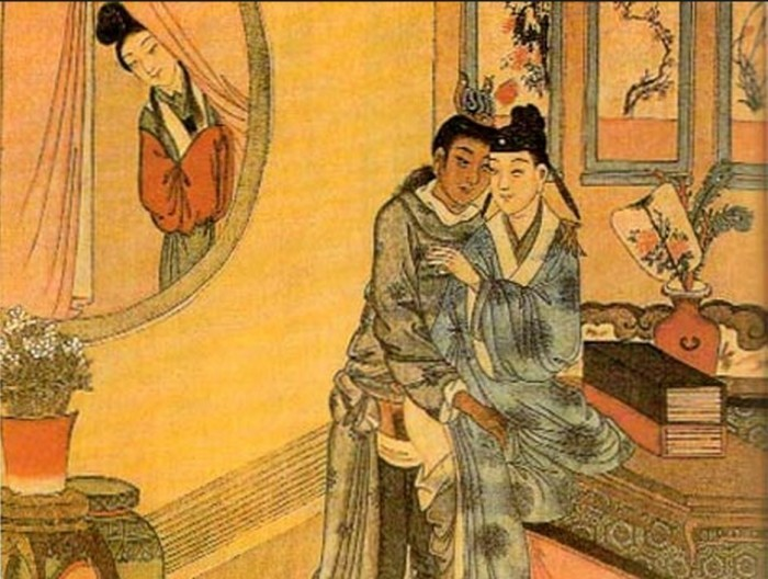 "a comparison of the women in the two chinese stories Chinese diaspora: a study of amy tan between men and women and one who is mainly recalling and reflecting on her mother""s stories both the chinese and."