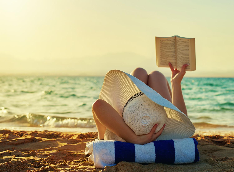 Четыре причины читать в отпуске длинные книги