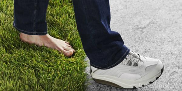Обувь помогает худеть тем, у кого нет времени на другие способы.