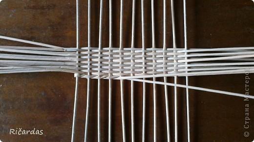 Плетение из газет. Овальные и круглые ХЛЕБНИЦЫ с крышками. Мастер-классы (2) (520x292, 134Kb)