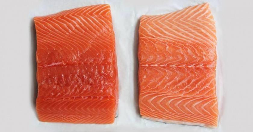 Как правильно выбрать лосося?