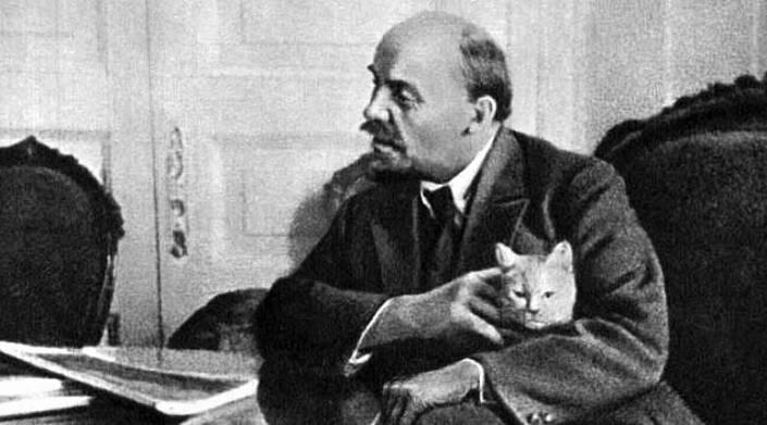 7 анекдотов о Ленине
