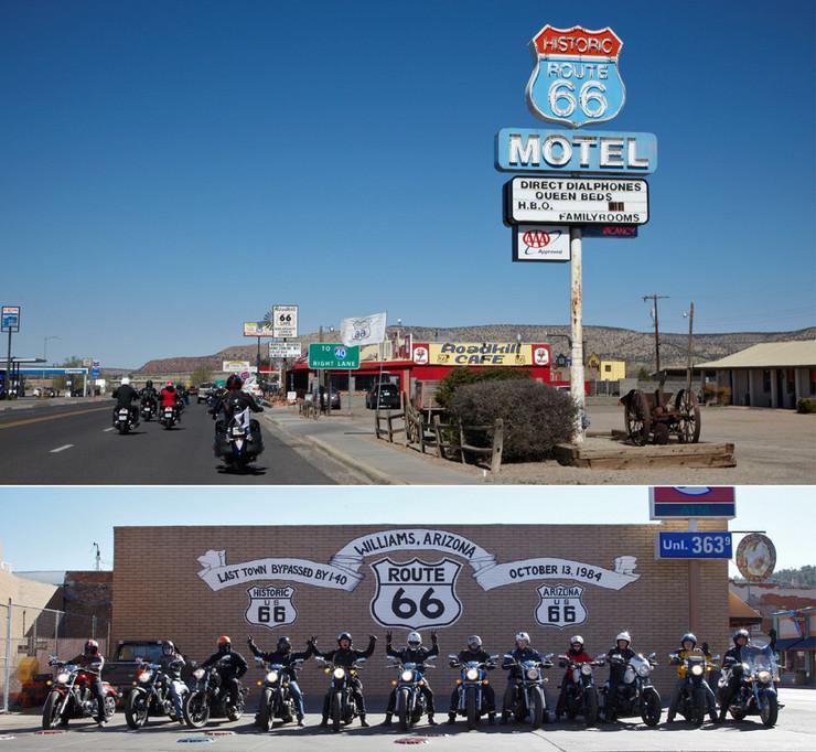 Route 66 — путешествие по США на Yamaha  - Фото 13