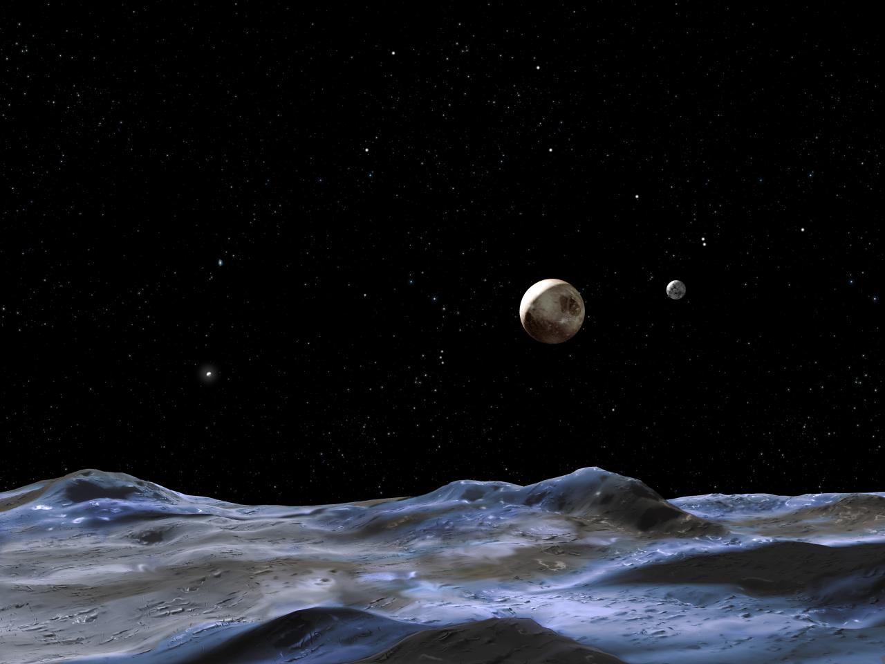 Семь гипотетических планет, предложенных учеными