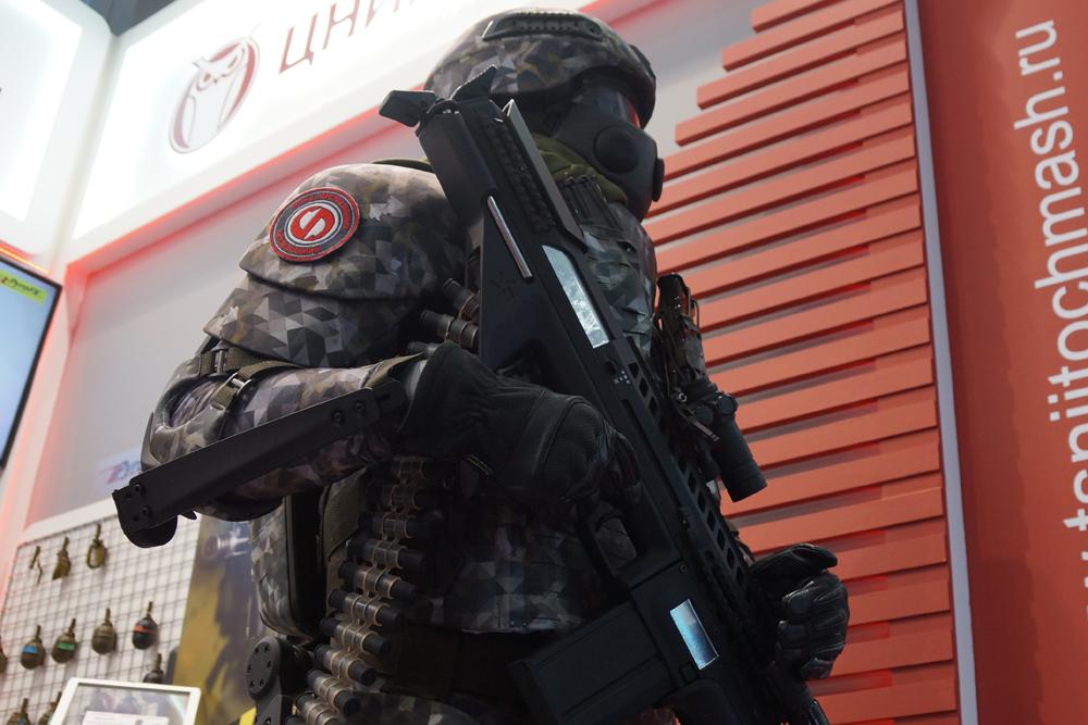 """Для """"Ратника-3"""" создадут новое оружие"""