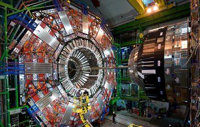 Ученые обнаружили две новые элементарные частицы