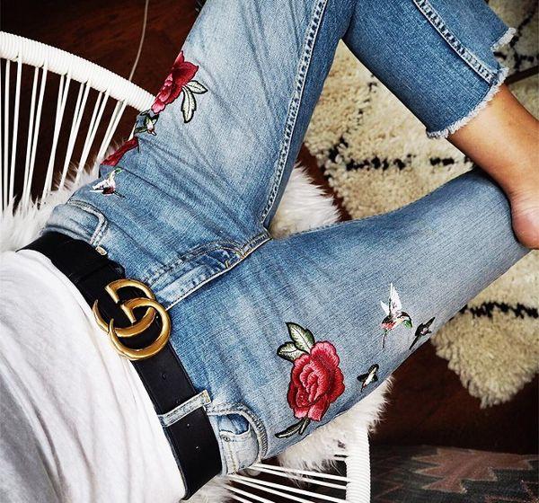 Топ-7 самых стильных джинсов этой весны.